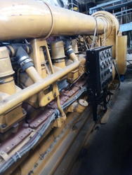 Genset Caterpillar mod 3516 - Lot 1 (Auction 4593)