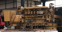 Genset Caterpillar mod 3516 - Lot 2 (Auction 4593)
