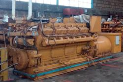 Genset Caterpillar mod D399 - Lot 3 (Auction 4593)