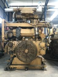 Genset Caterpillar mod D399 - Lot 4 (Auction 4593)