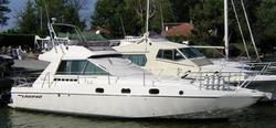 Barca a motore Laver 40 Fly - Lotto 1 (Asta 4595)
