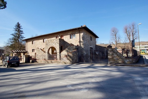1#4598 Ramo di azienda dedita a coltivazione di vigneti e produzione di vini in Chianti
