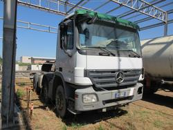 Trattore stradale  Mercedes Actros 4144 B V6 - Lotto 1 (Asta 4601)