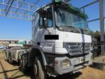 imagen 9 - Mercedes Actros 4144 B V6 truck - Lote 2 (Subasta 4601)
