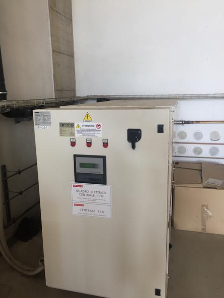 4#4603 Centrali frigorifere Tn e Bt