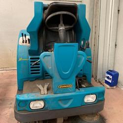Eureka hydraulic sweeper Extrema Diesel - Lote 2 (Subasta 4604)
