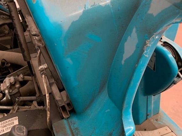 Immagine n. 2 - 2#4604 Spazzatrice idraulica Eureka Extrema Diesel