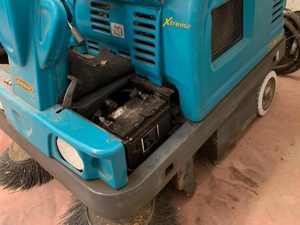 Immagine n. 6 - 2#4604 Spazzatrice idraulica Eureka Extrema Diesel