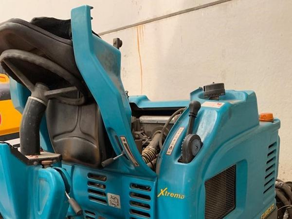 Immagine n. 7 - 2#4604 Spazzatrice idraulica Eureka Extrema Diesel