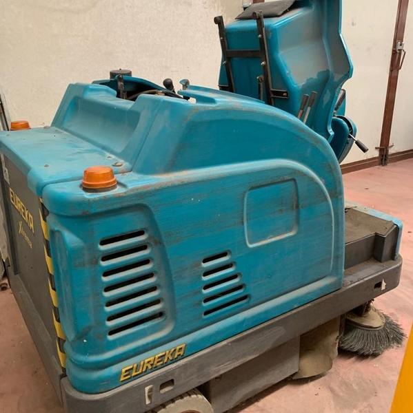 Immagine n. 10 - 2#4604 Spazzatrice idraulica Eureka Extrema Diesel