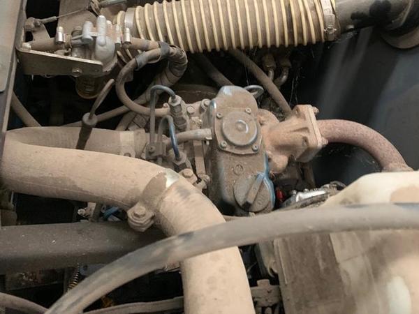Immagine n. 11 - 2#4604 Spazzatrice idraulica Eureka Extrema Diesel