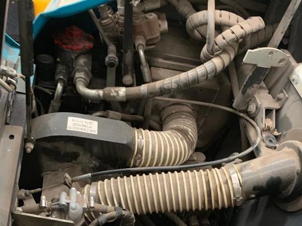Immagine n. 12 - 2#4604 Spazzatrice idraulica Eureka Extrema Diesel