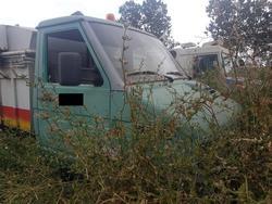 Fiat van for rsu transport - Lot 15 (Auction 4606)