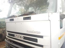 Fiat van with compactor - Lot 16 (Auction 4606)