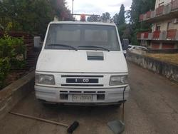 Fiat Iveco 35 truck - Lot 21 (Auction 4606)