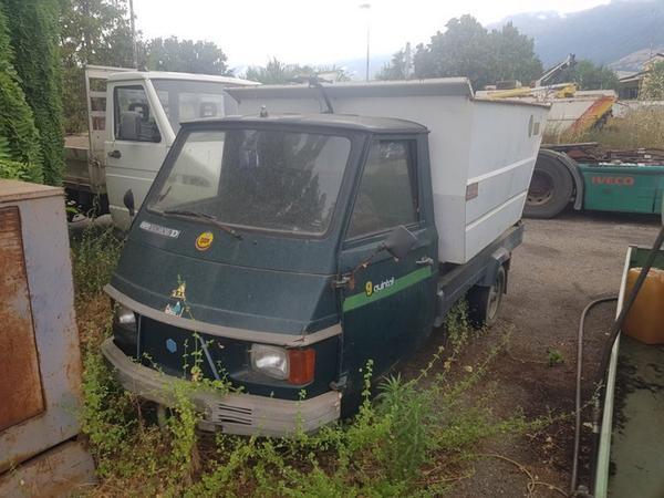 3#4606 Ape car Piaggio