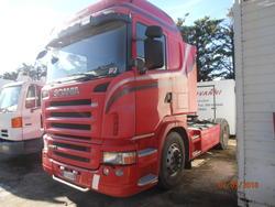 Trattore stradale Scania R420 - Lotto 13 (Asta 4607)