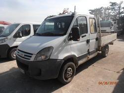 Fiat Iveco Daily 35C10 - Lote 2 (Subasta 4607)