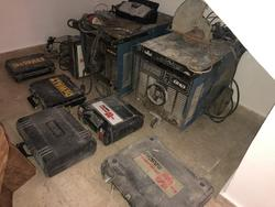Mechanical equipment and office furniture - Lot 2 (Auction 4608)