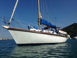 Interyacht Vagabond 33 Sailboat - Lot  (Auction 4613)