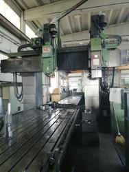 Mario Carnaghi milling machine - Lot 1 (Auction 4615)