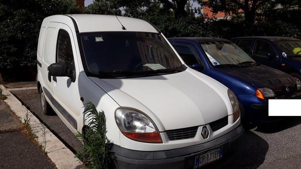 1#4617 Furgone Renault Kangoo