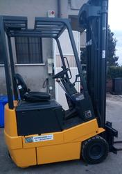 OM Electric Forklift - Lote 1 (Subasta 4626)