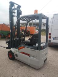 OM Electric Forklift - Lote 4 (Subasta 4626)