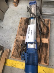 Lowara 120C pump - Lot 15 (Auction 4628)