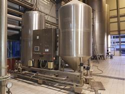 Della Toffola cold stabilizer - Lote 7 (Subasta 4630)