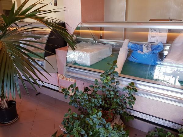 38#46310 Banco frigo