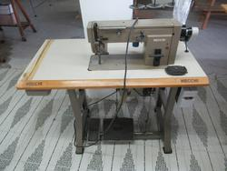 Necchi sewing machine and Cometh ironing machines - Lot 1 (Auction 4633)