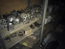 Spare parts for agricultural machinery - Lot 16 (Auction 4637)