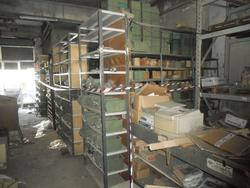 Warehouse shelving - Lot 33 (Auction 4637)