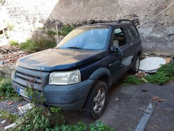 Land Rover Freelander truck - Lot 4 (Auction 4637)