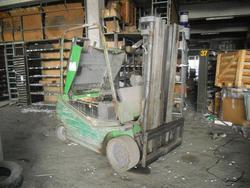 Cesab forklit and pallet truck - Lot 5 (Auction 4637)