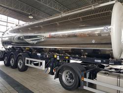 Grapar ATP CG 2 01 S Road Tanker on Tecnokar Semitrailer - Lot 1 (Auction 4638)