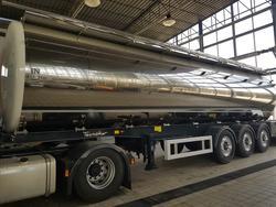 Grapar ATP CG 2 01 S Road Tanker on Tecnokar Semitrailer - Lot 2 (Auction 4638)