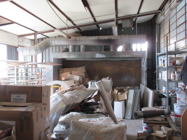 3#4645 Scaffalature industriali