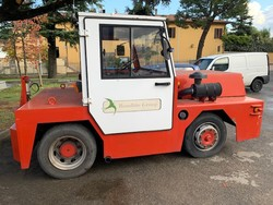 Same 360 tractor and Zephir tow - Lot 0 (Auction 4646)