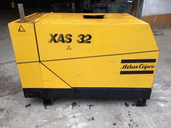 Immagine n. 1 - 3#4646 Compressore Atlas Copco XAS32DD