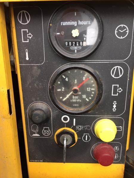 Immagine n. 8 - 3#4646 Compressore Atlas Copco XAS32DD