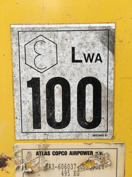 Immagine n. 9 - 3#4646 Compressore Atlas Copco XAS32DD