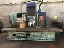 Sachman milling machine and Sass radial drill - Auction 4647