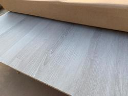 Gray oak 2L melamine chipboard panel - Lot 1 (Auction 4650)