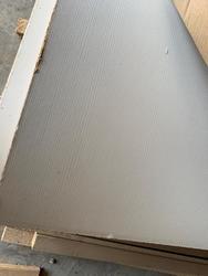 2L white melamine chipboard panel - Lot 13 (Auction 4650)