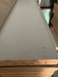2L white melamine chipboard panel - Lot 15 (Auction 4650)