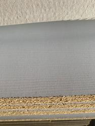 2L white melamine chipboard panel - Lot 7 (Auction 4650)