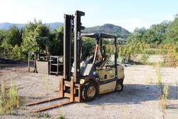 Yale Forklift - Lot 13 (Auction 4655)