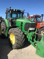 John Deere and Case tractors - Auction 4657